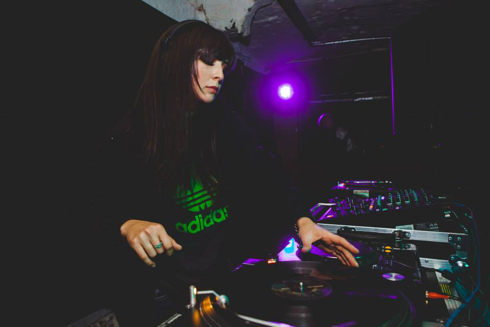 Djinn, Islington Mill  - Manchester female dnb drum and bass jungle DJ